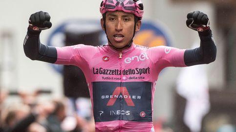 Bernal sentencia medio Giro en unos Dolomitas que no fueron (y otros cuentos)