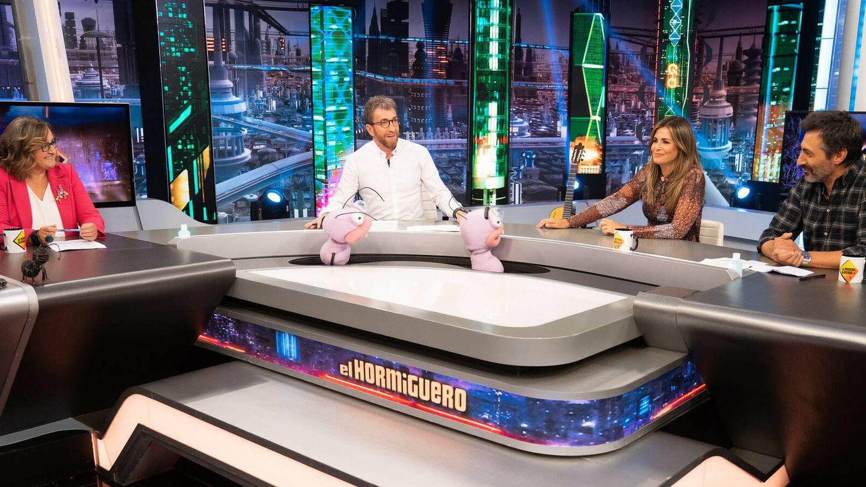Fotograma de 'El hormiguero'. (Mediaset España)