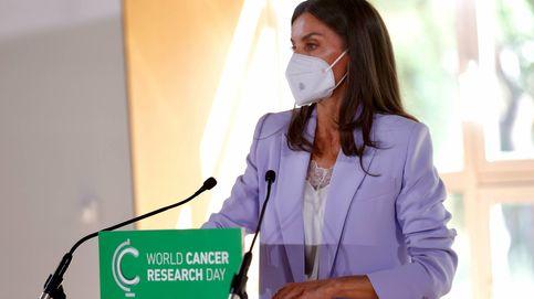 Visibilidad mundial y discurso en inglés: Letizia en el World Cancer Research Day