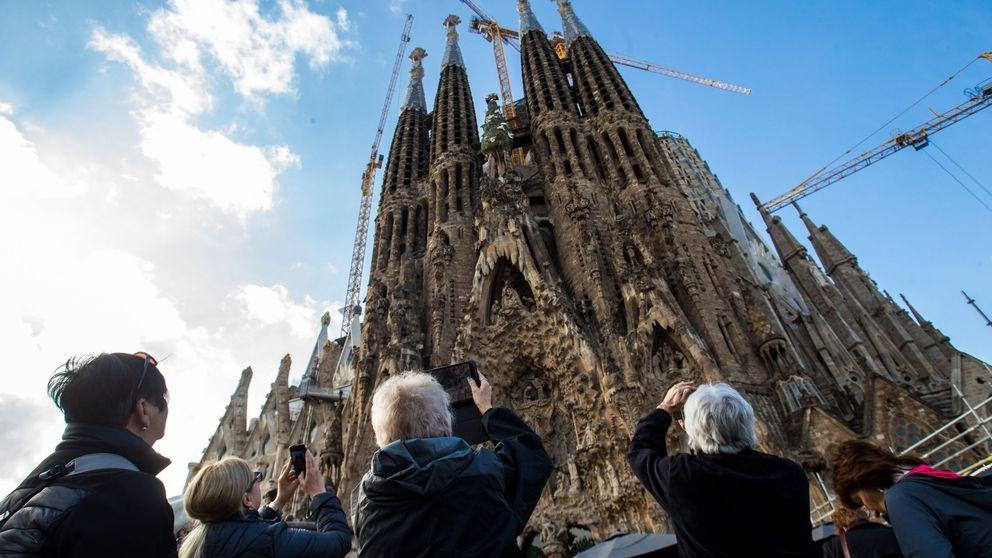 Los turistas foráneos evitan Cataluña: 53.000 visitantes menos desde el 1-O
