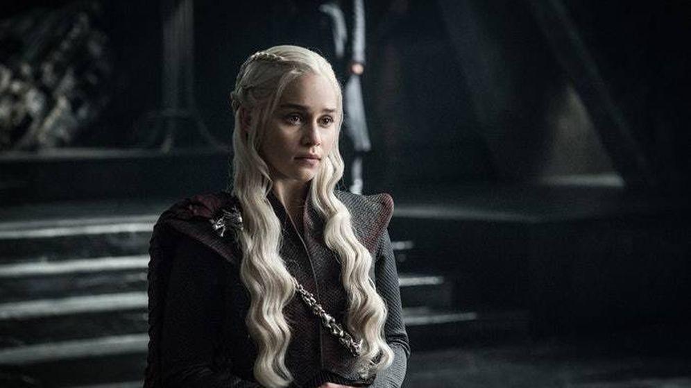 Foto: Daenerys Targaryen en una imagen del segundo episodio de la séptima temporada de 'Juego de Tronos'
