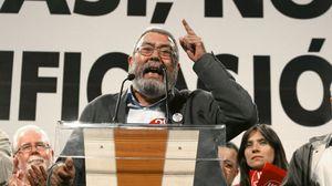 Toxo y Méndez dicen que los piquetes son los garantes de los derechos