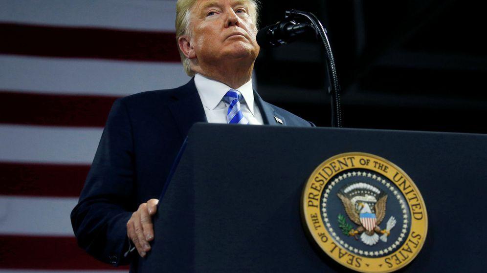Foto: El presidente de EEUU Donald Trump en una foto de archivo. (Reuters)