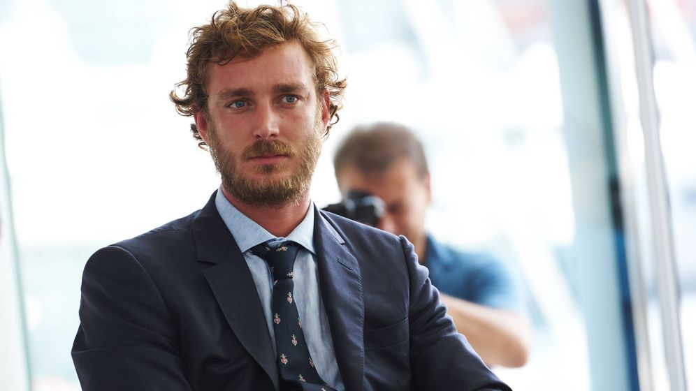 Foto:  Pierre Casiraghi. (Getty)