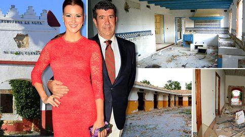 La ex miss María Jesús Ruiz desmantela la finca embargada de Gil Silgado