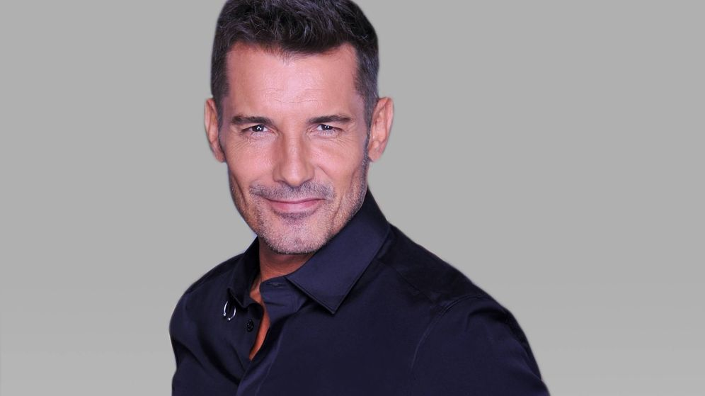 Foto: Jesús Vázquez en una imagen promocional. (Mediaset)