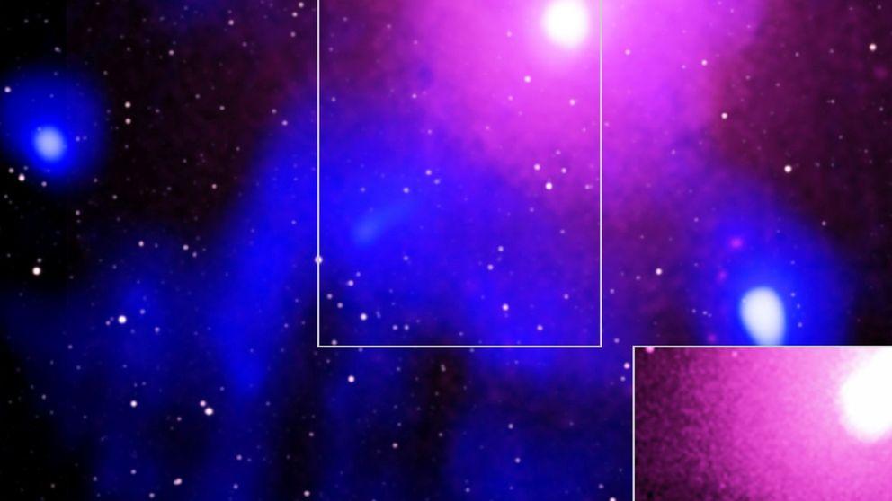 Detectan la mayor explosión de la historia del universo