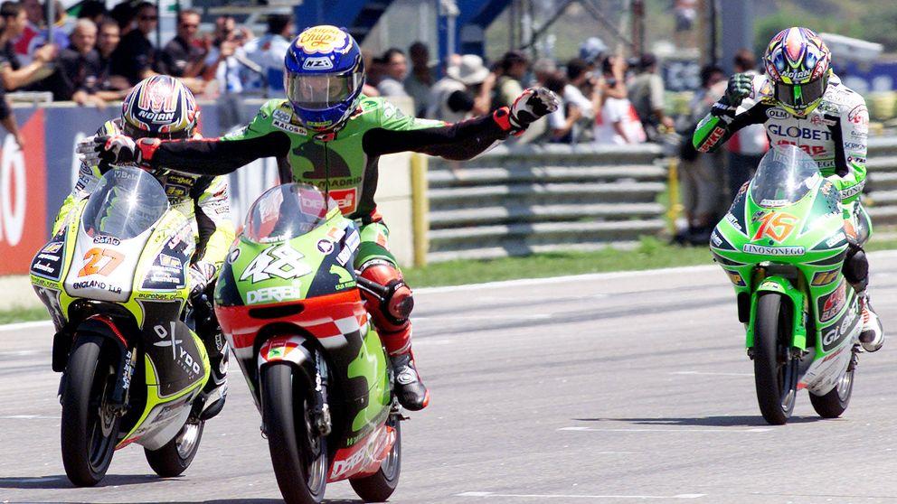 La carrera de Jorge Lorenzo en imágenes