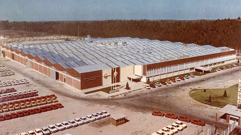 En el año 1971 arrancaba la producción europea del gigante japonés en la planta de Ovar, que a día de hoy lleva más de 310.000 unidades producidas.