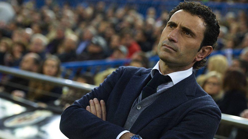 Foto: José Francisco Molina, nuevo director deportivo de la selección española. (Reuters)