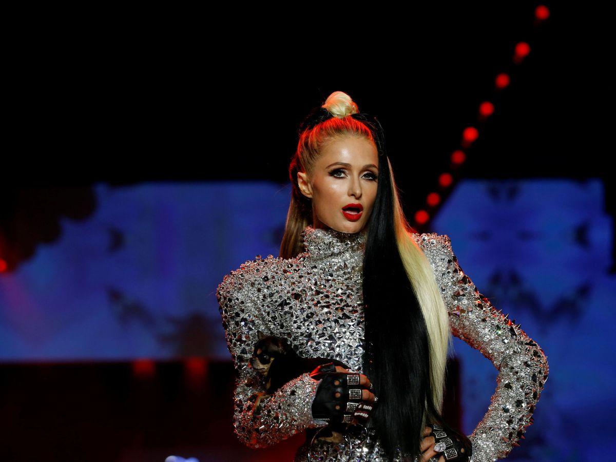 Foto: Paris Hilton, en 2018. (Reuters)