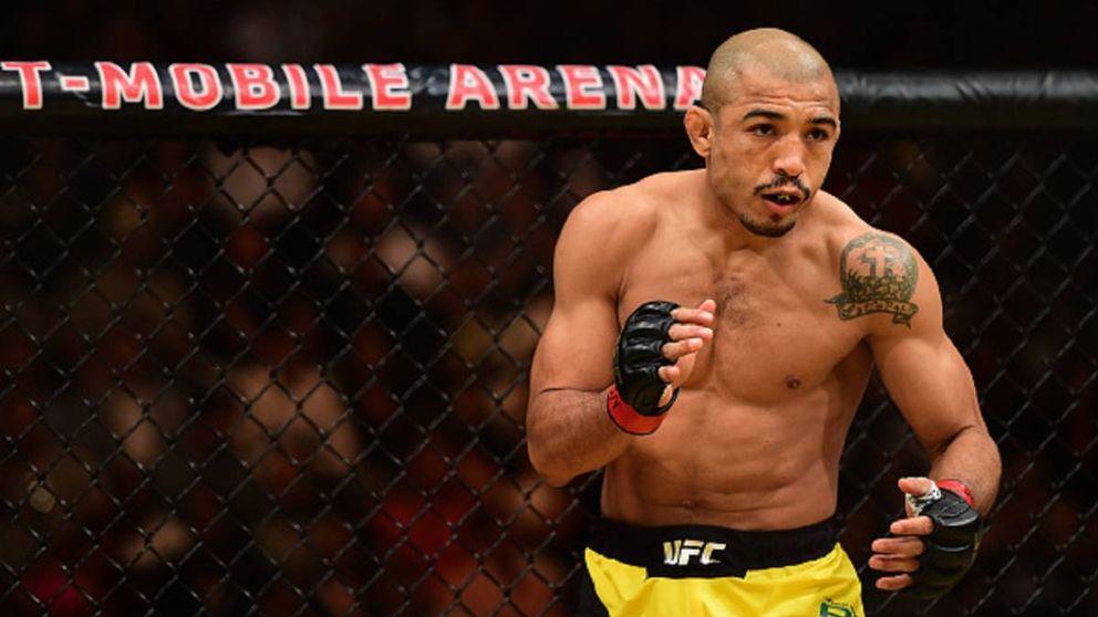 UFC Calgary: José Aldo vuelve a la élite con un KO que terminó en lágrimas