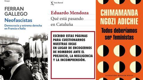 Feminismo, Franco, Cataluña: libros claves para 'liquidar' a tu cuñado en Nochebuena