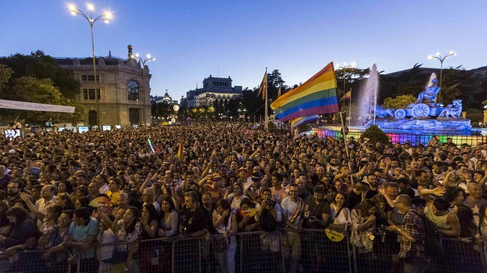 Foto: Marcha mundial del orgullo 2017