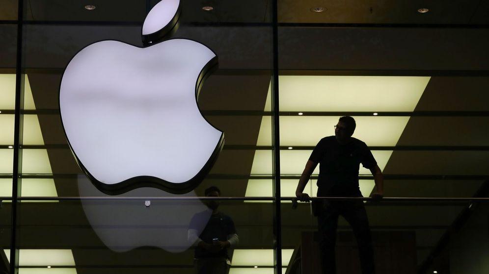 Foto: Apple alcanza un valor bursátil de un billón de dólares. (EFE)