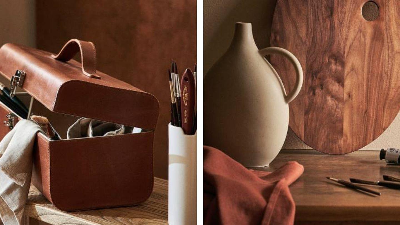Zara Home y la nueva colección cápsula de pintura. (Cortesía)