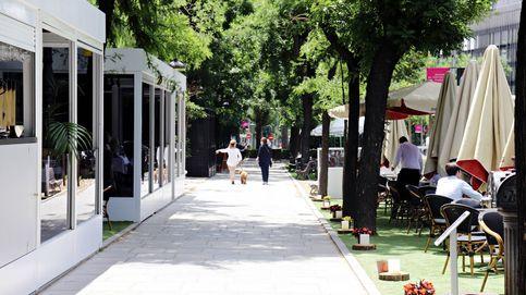 La Madreña abre una de las terrazas más apetecibles de Madrid