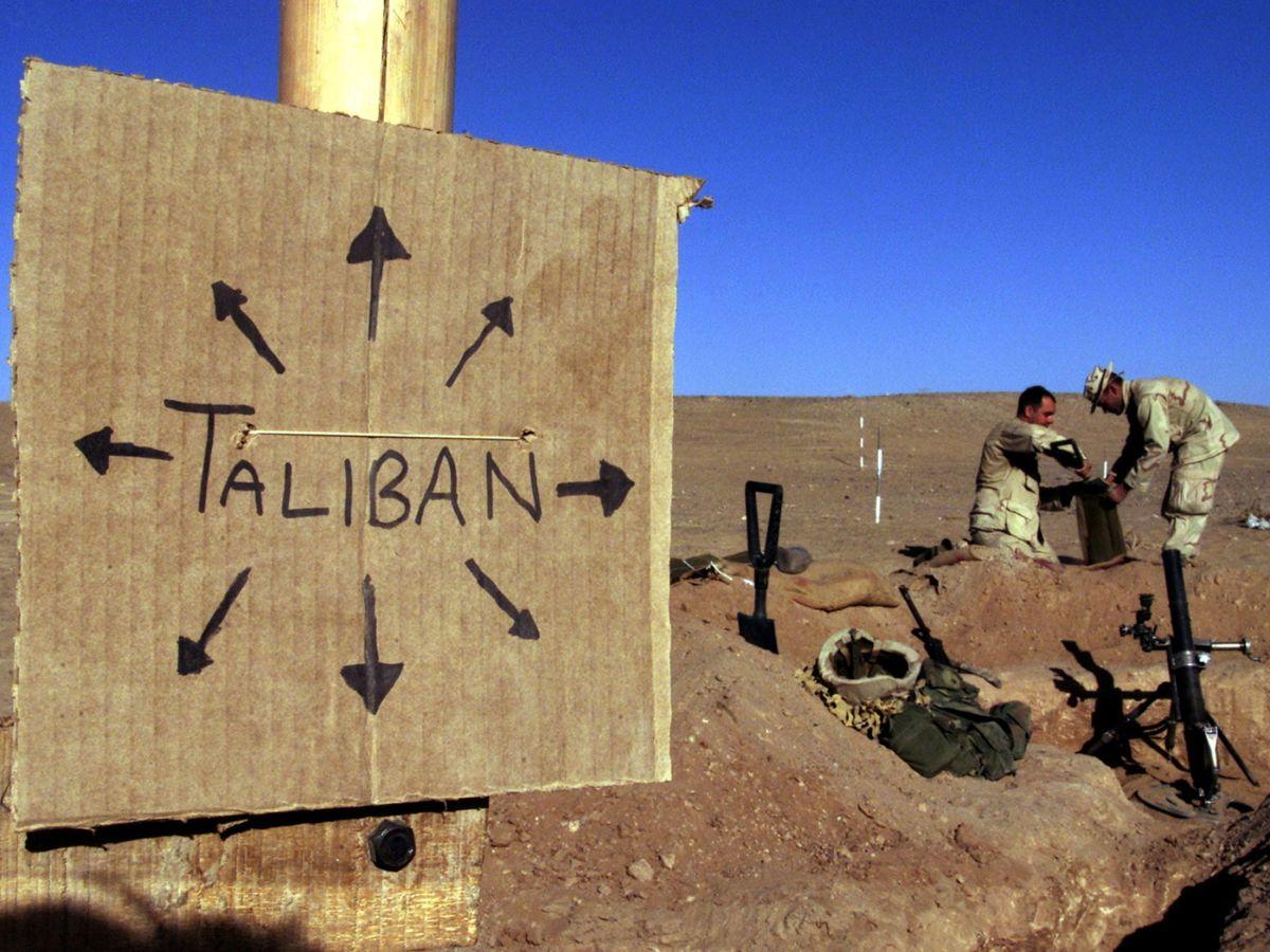 Foto: Foto de archivo de tropas estadounidenses en Afganistán. (Reuters)