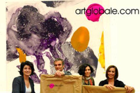 artglobale.com: la venta virtual de arte... y un poco más