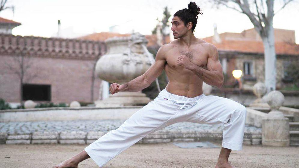 Foto: Andrés Mínguez, judoca profesional e investigador de artes marciales para la UNESCO. (Andrés Mínguez)