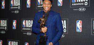 Post de Giannis Antetokounmpo: de vender en la calle a rey del baloncesto y MVP de la NBA