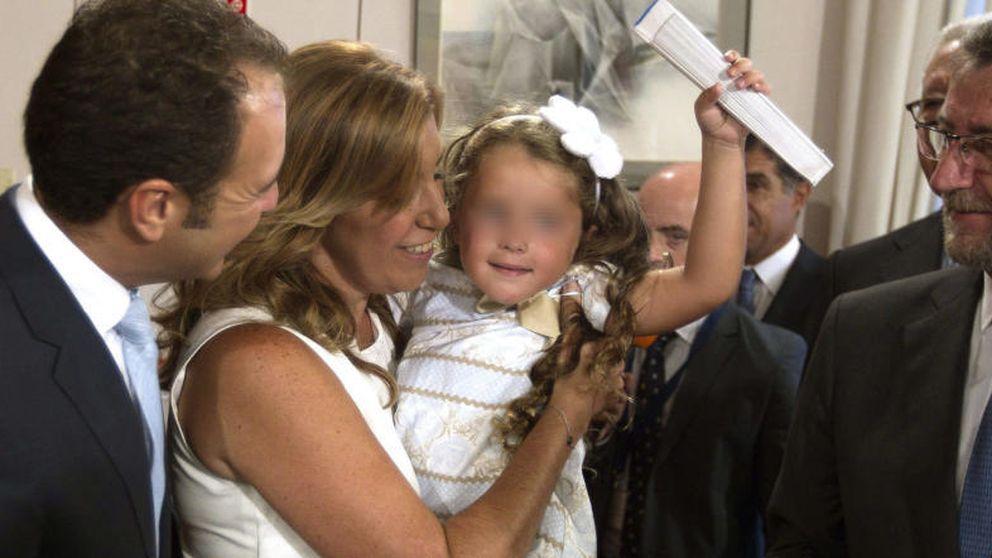 Mileurista, costalero y bético: así es Moriche, el marido de Susana Díaz