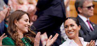 Post de El alivio de Kate Middleton tras la marcha de Meghan Markle (y se nota en su look)