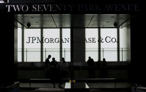 Citi eleva un 6,6% su beneficio y JP Morgan sale de pérdidas