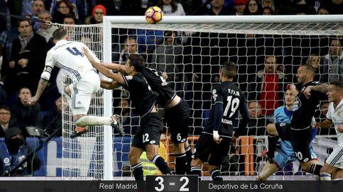 A Sergio Ramos siempre le sobra tiempo para hacer ganar al Real Madrid