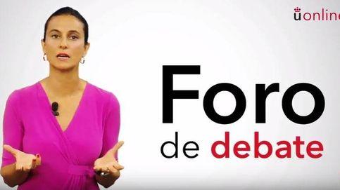 Nos colamos en clase de María Pérez Ugena, ex de Mario Conde