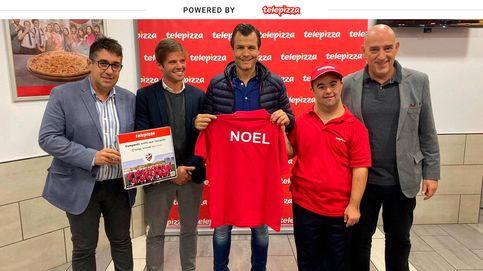 Grupo Telepizza reincorpora a jugadores de LaLiga Genuine Santander a sus tiendas