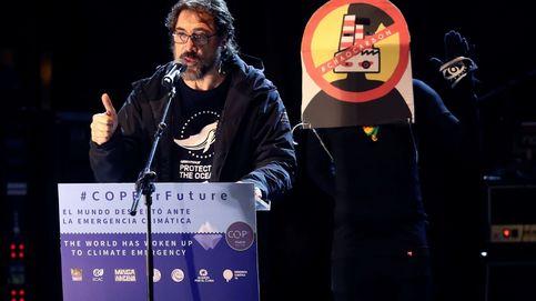 Javier Bardem llama estúpidos a Donald Trump y a Martínez Almeida