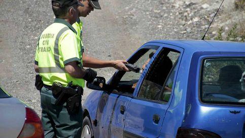 Un conductor da positivo en todas las drogas que detecta el test de Tráfico