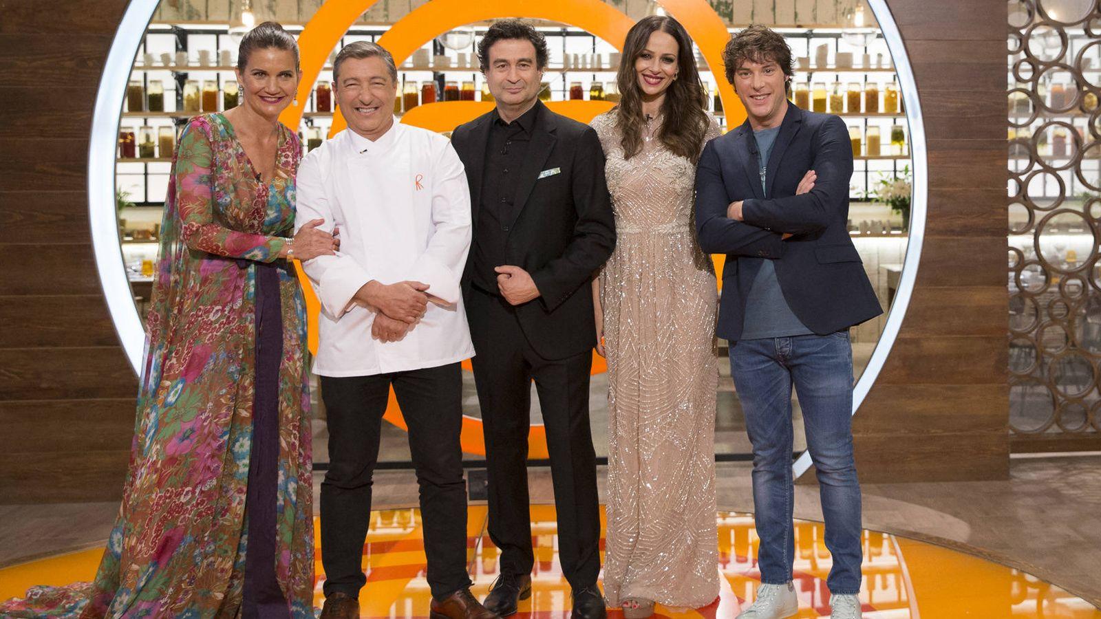 Tve Retrasa La Final De Masterchef Celebrity 3 Por Un Amistoso De La Roja