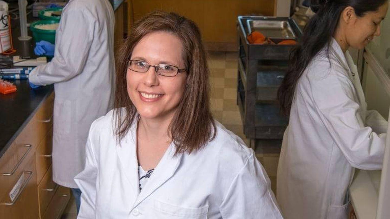 Doctora Julie Gosse. (Universidad de Maine)