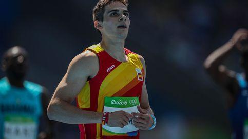 Las dudas sobre Hortelano por renunciar al Mundial de atletismo de Londres