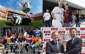 Valencia ya vive la final de Copa