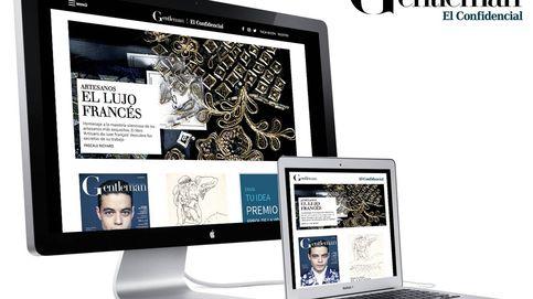 El Confidencial y Gentleman lanzan un portal dedicado al lujo y la moda masculina