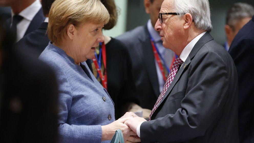 Entre bambalinas en una cumbre histórica: así se ha aprobado el Brexit