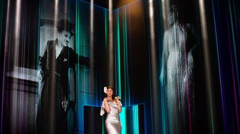 Nathy Peluso sorprende en los Premios Goya con 'La violetera' de Sara Montiel: Qué barbaridad