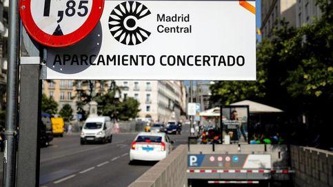 No, las multas por Madrid Central no decaen automáticamente