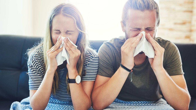 ¿Es posible contraer una gripe y un constipado a la vez? Responden los médicos