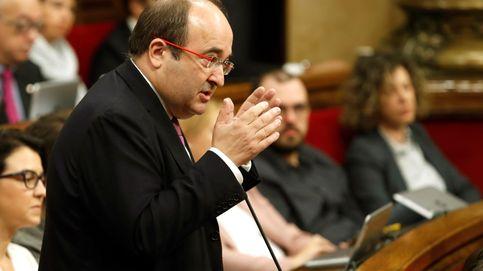 La lucha por el voto independentista en Cataluña dispara las opciones del PSC