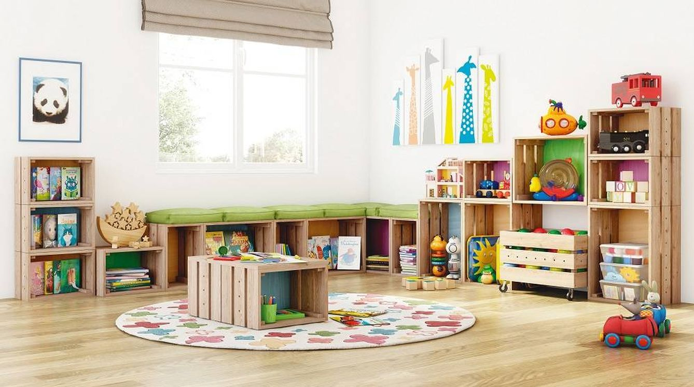 Decoraci n 21 ideas para decorar la habitaci n de los - Programa decorar habitacion ...