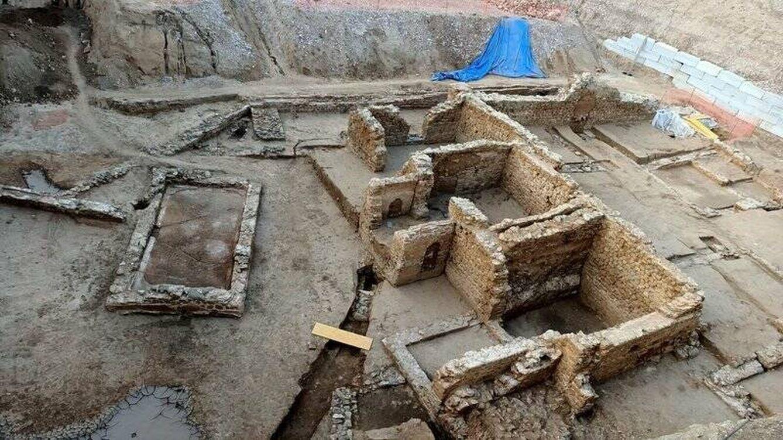 Calella (Barcelona) recupera unas ruinas romanas descubiertas bajo un supermercado