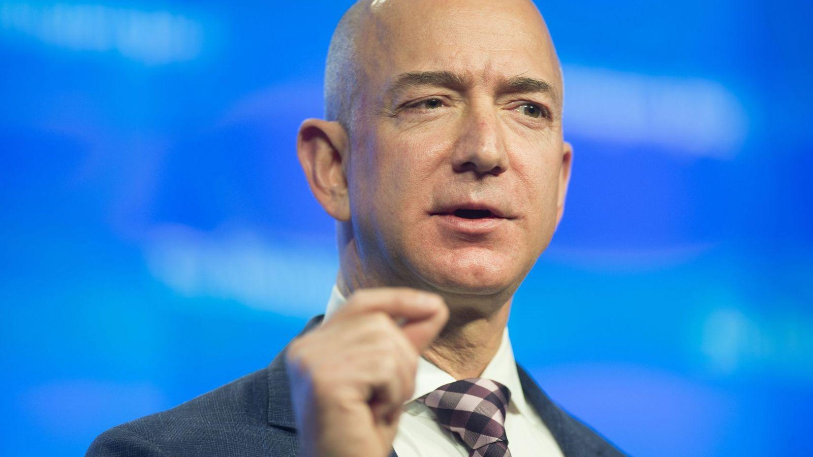 Foto: El fundador de Amazon, Jeff Bezos. (EFE)