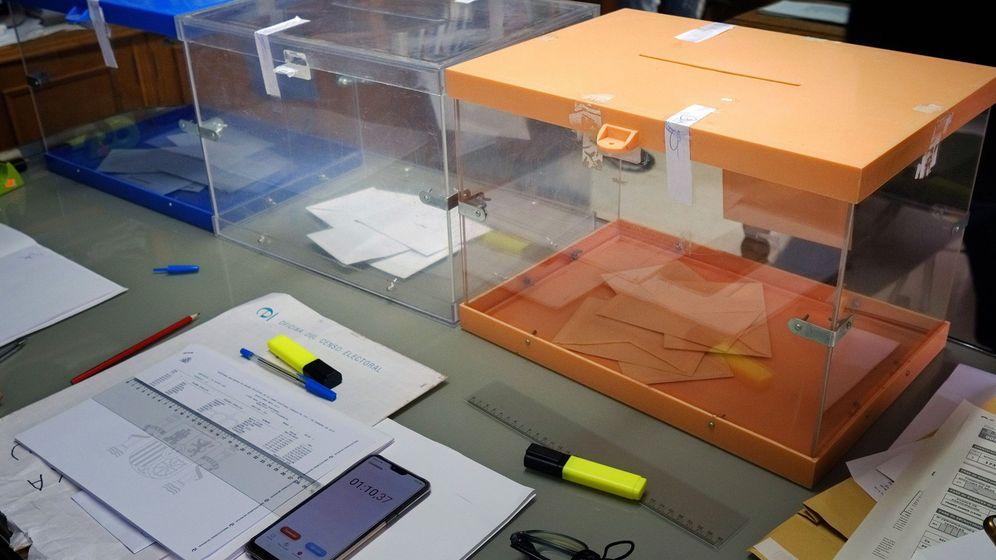 Foto: Elecciones 26m
