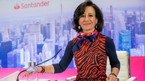 Santander da la espalda a las fusiones en España y remodela su cúpula en Europa