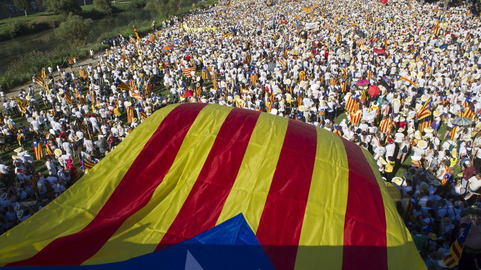Independencia De Catalu A El Independentismo Ha Salvado Los  # Muebles Catalan