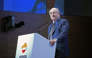 Repsol cae un 0,3% tras cerrar la compra de Talisman Energy
